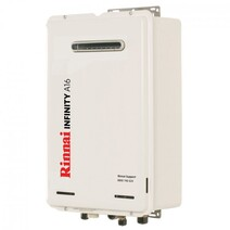 Rinnai Infinity A Series 16 - External Continuous Gas Flow Heaters